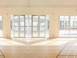 school-basketball-court